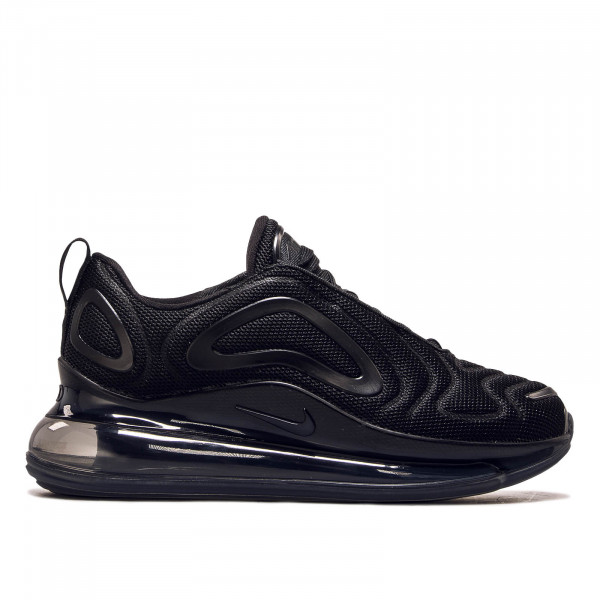 Damen Sneaker Air Max 720 Black Black