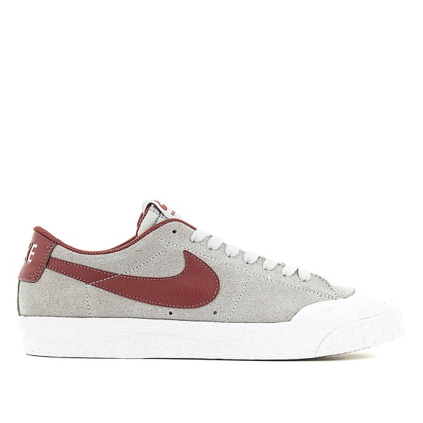 Nike SB Blazer Zoom Low XT Grey Wht Red