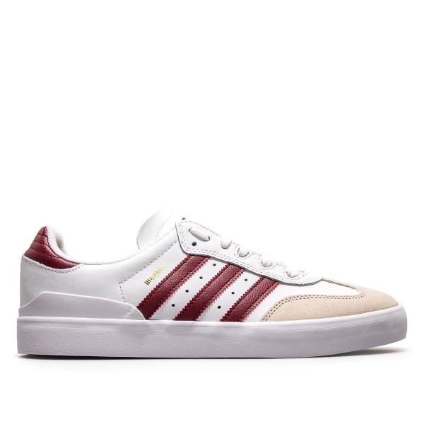 Adidas Busenitz Vulc R White Bordo