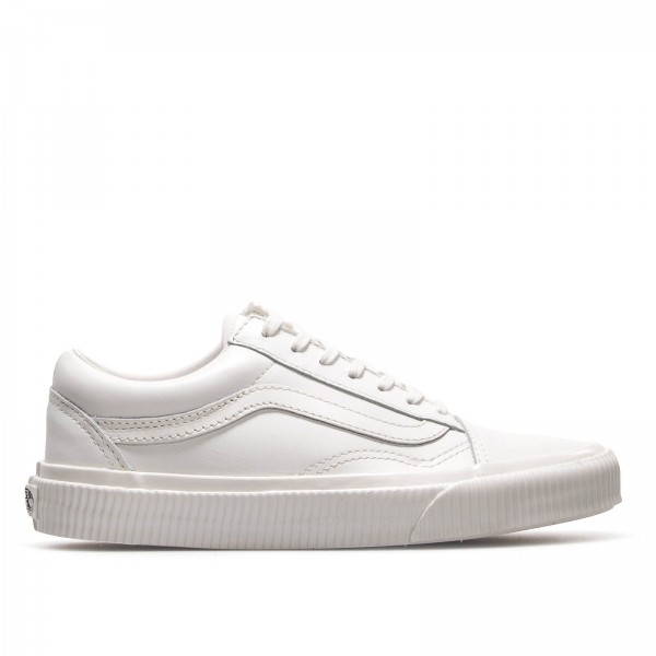 Vans Wmn Old Skool Embossed White