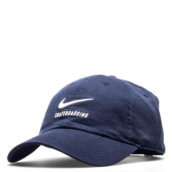 Nike SB Cap H86 Skateboarding Navy Wht