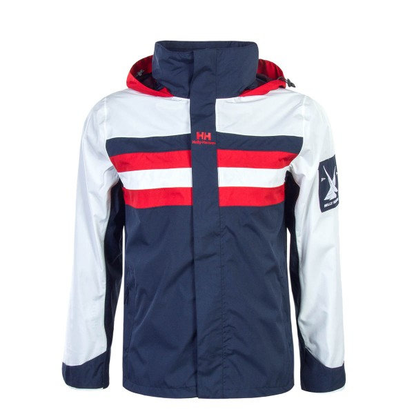 Helly Hansen Windbreaker Retro Navy Whit
