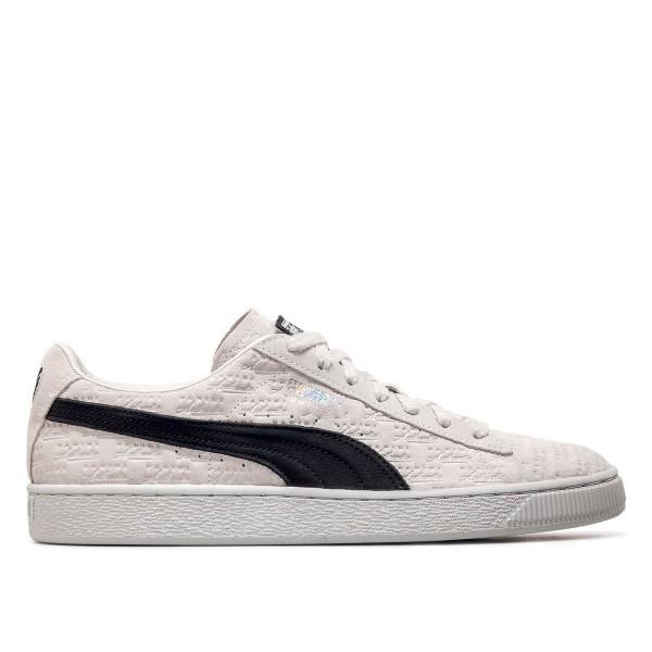 Puma Suede Classic x Panini Grey Black