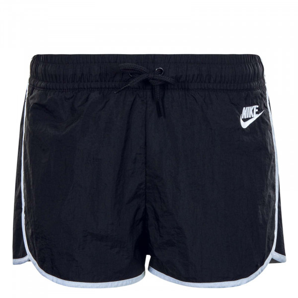 Short NSW Heritage Woven Black White