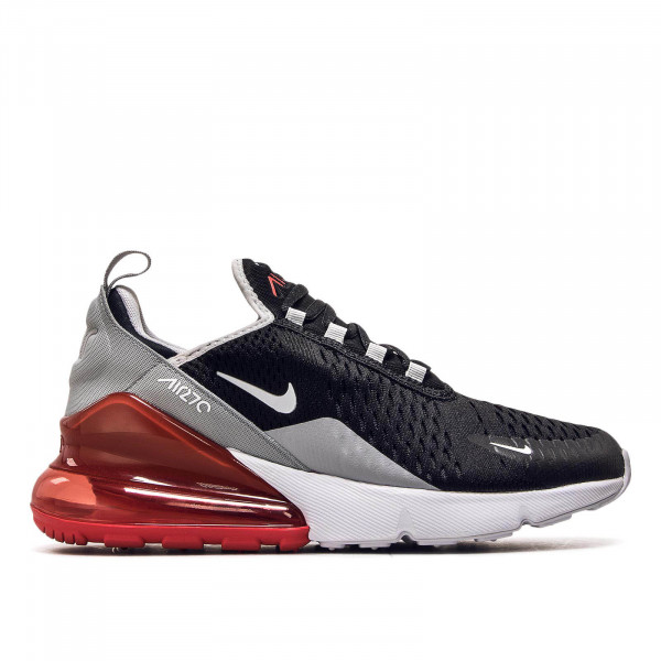 Nike Wmn Air Max 270 Black White Red