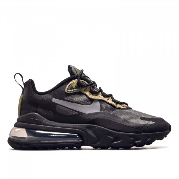 Herren Sneaker Air Max 270 React Black Camouflage White