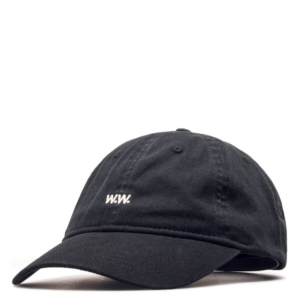 WoodWood Cap Low Profile Black Wht