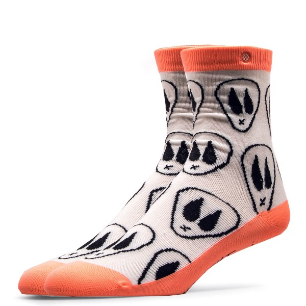 Stance Wmn Socks I Thought Alien White