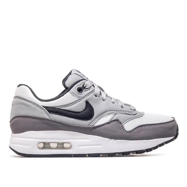 Nike Wmn Air Max 1 GS Grey White Black