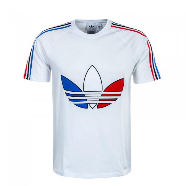 Herren T-Shirt - Tricot Tee - White