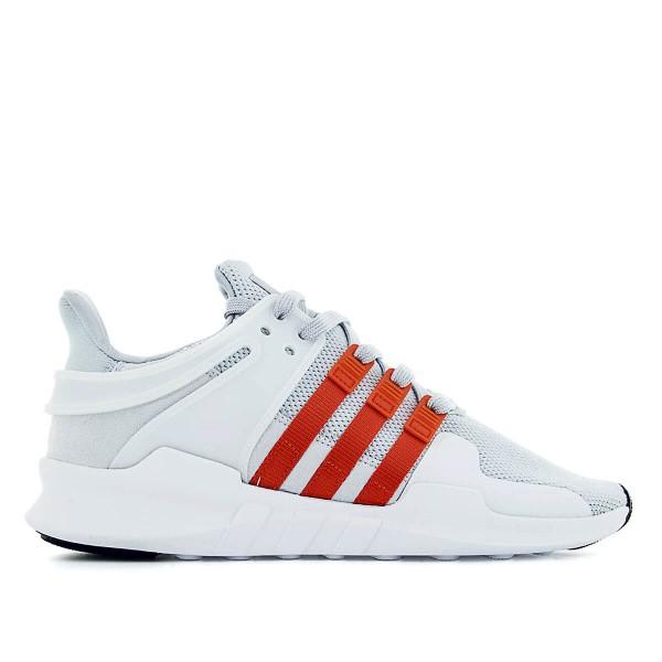Adidas U EQT Support ADV White Grey Red