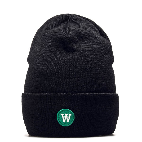 Wood Wood Beanie Gerald tall Black