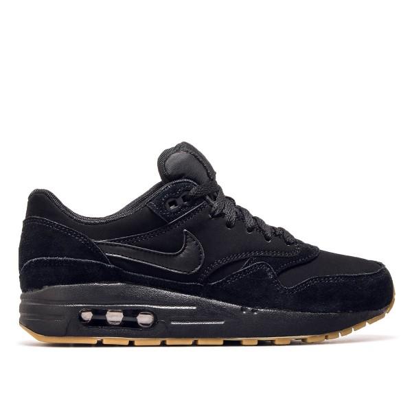 Nike Wmn Air Max 1 GS Black
