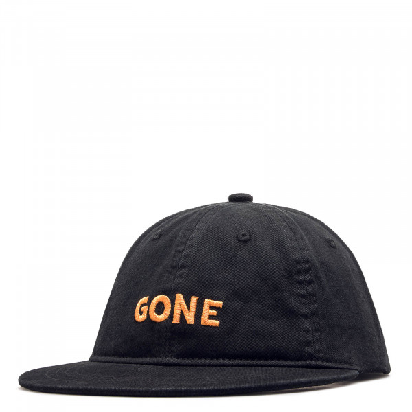 Cap Baseball Gone Black