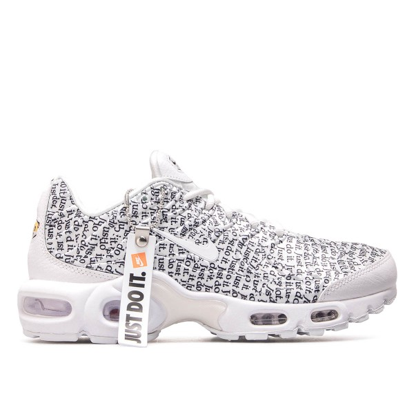 Nike Wmn Air Max Plus White Black Print