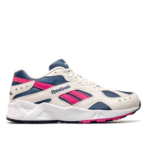 Reebok Aztrek Chalk Royal Rose White