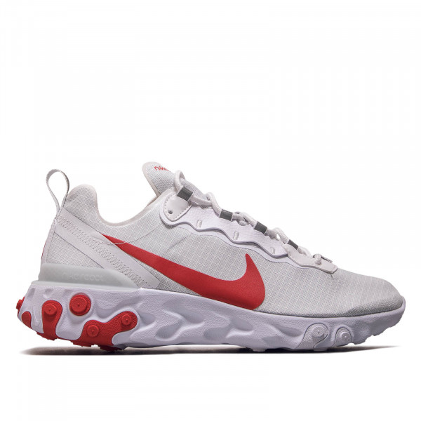 Herren Sneaker React Element 55 SE SU19 White Red
