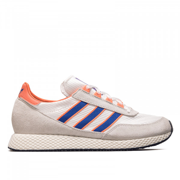 Herren Sneaker - Glenbuck - White / Royal / Orange