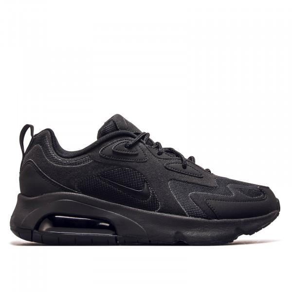 Herren Sneaker Air Max 200 Black