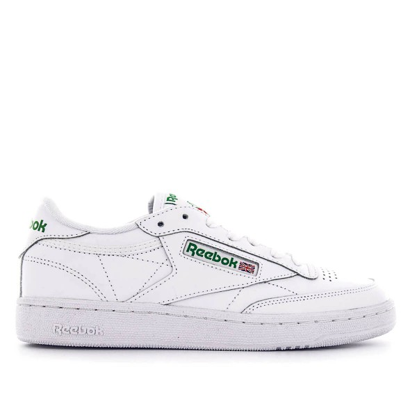 Unisex Sneaker Club C 85 White Green