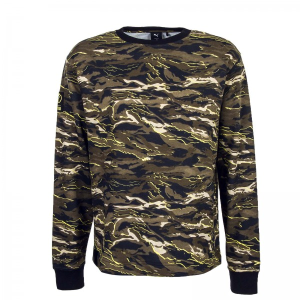 Puma x XO Sweat Crew Black-Camo