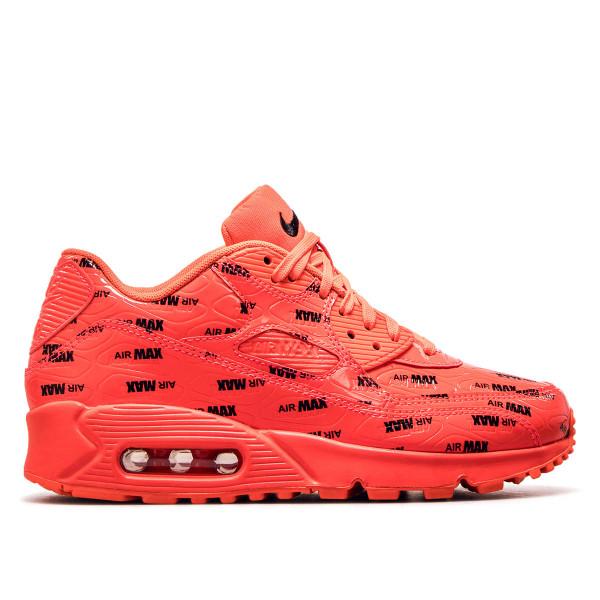 Nike Air Max 90 Premium Bright Crimson