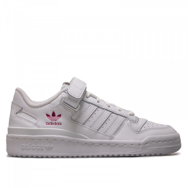 Damen Sneaker - Forum Low - Cloud White / Shock Pink