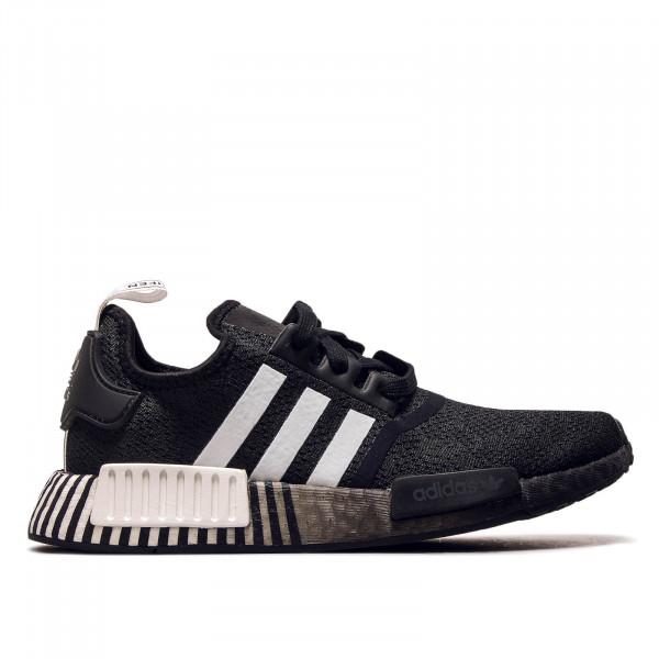 Unisex Sneaker NMD R1 Black White