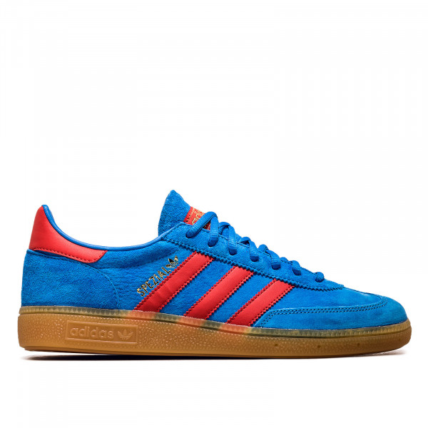 Herren Sneaker - Handball Spezial -  Blue / Red / Gold
