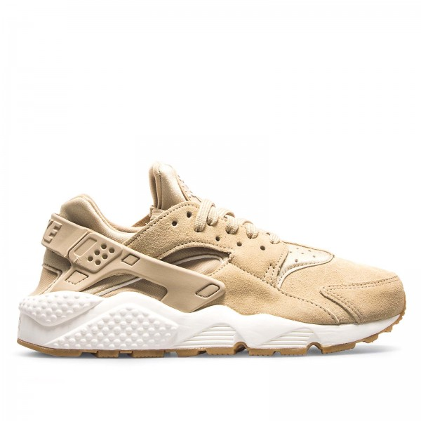Nike Wmn Air Huarache Run Beige White