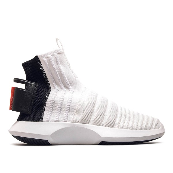 Adidas Crazy 1 ADV Sock PK White Black