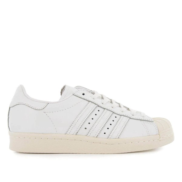Adidas Wmn Superstar 80s White Beige