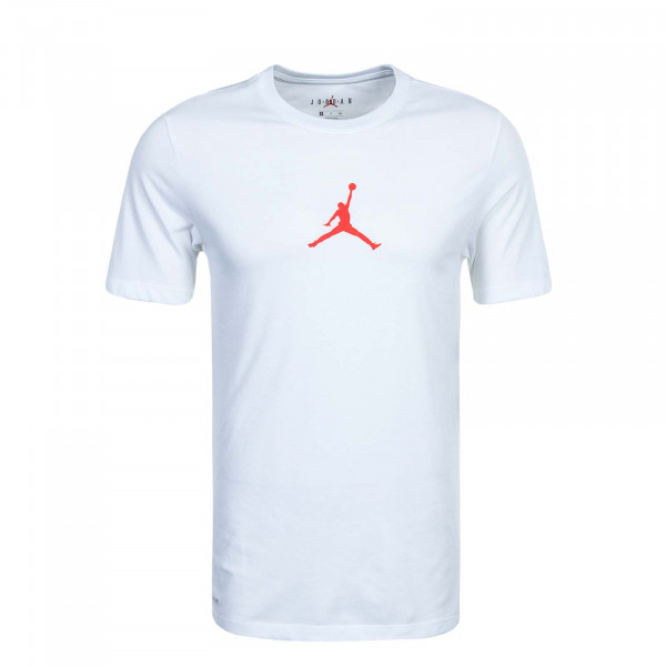 Herren T-Shirt Jumpman DFCT Crew White Red