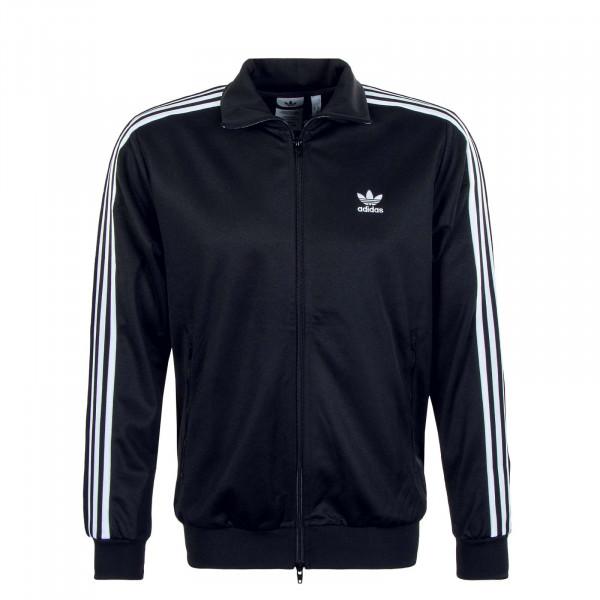 Herren Trainingsjacke - Beckenbauer TT - Black