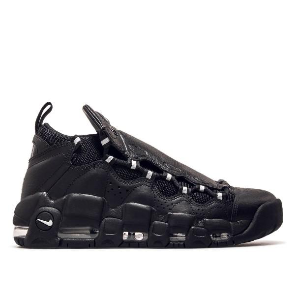 Nike Air More Money Black Metallic