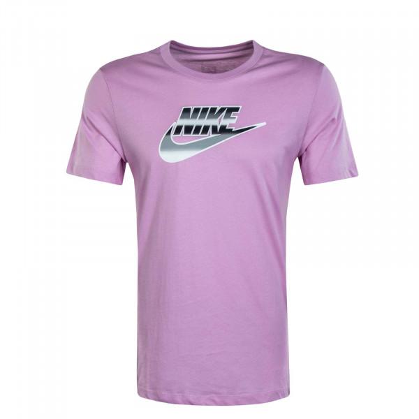 Herren T-Shirt Brandmark CV9874 Rose