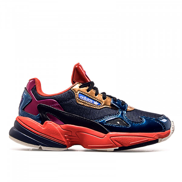 Adidas Wmn Falcon Collegiate Navy Red
