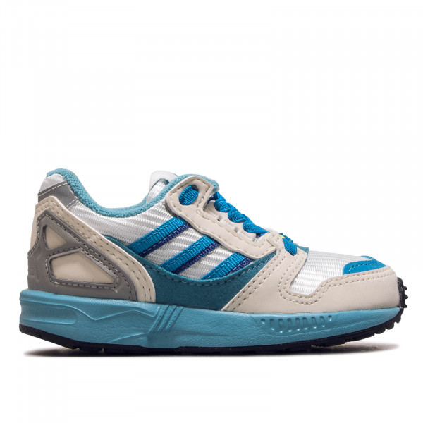 Baby Sneaker ZX 8000 EL I Cry White Light Aqua Black