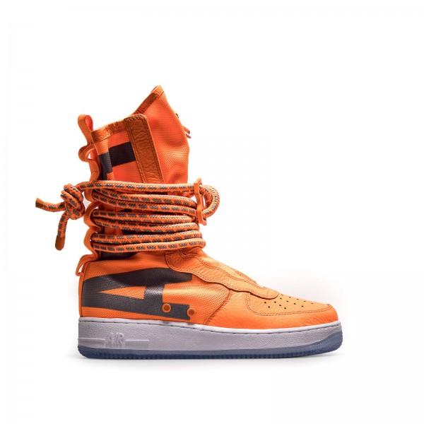Nike SF AF1 HI Total Orange