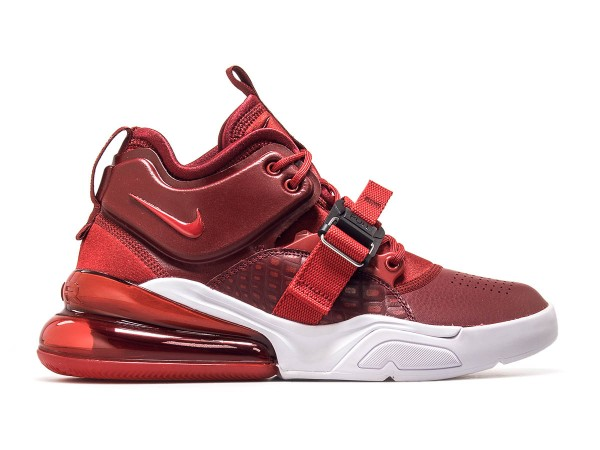 Nike Air Force 270 Team Red GymRed White