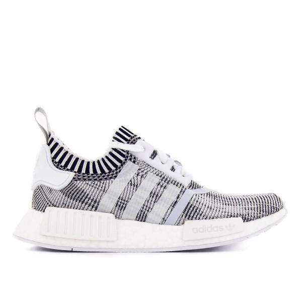 Adidas NMD R1 PK White Black White