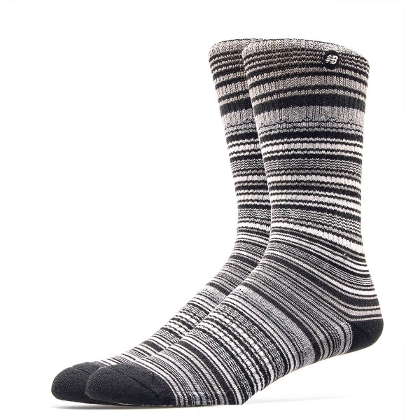 Socken 478 Black Grey