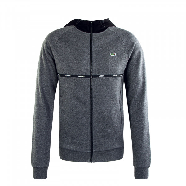 Herren Jacke - SH1518 - Grey Black