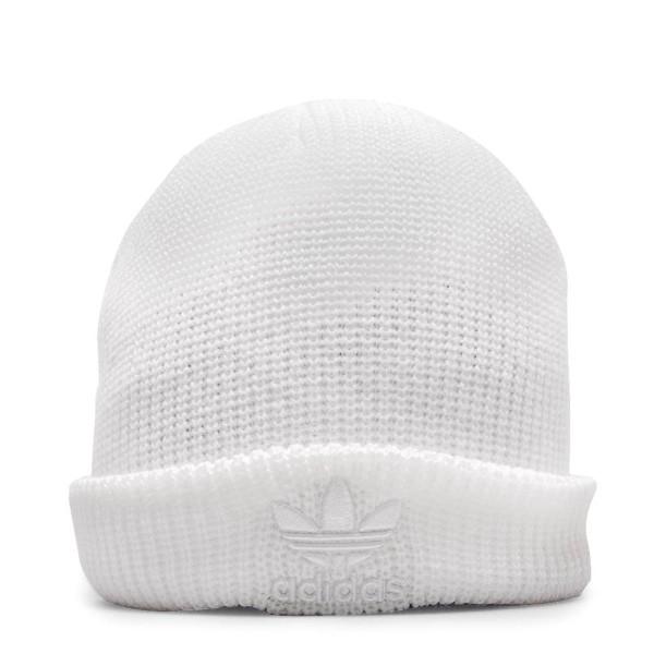 Adidas Beanie Tonal White